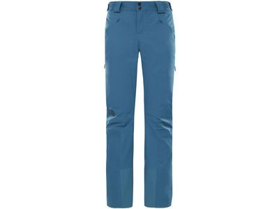 The North Face Women's Lenado Pant, mallard blue - Skihose