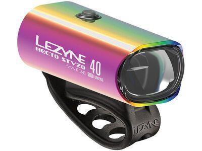 Lezyne Hecto Drive StVZO 40, neo metallic - Beleuchtung