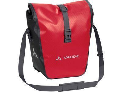 Vaude Aqua Front, red - Fahrradtasche