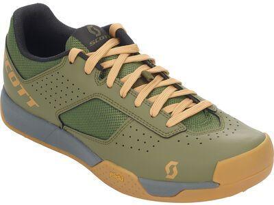 Scott MTB AR Shoe, green moss/black - Radschuhe