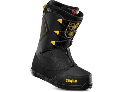 Thirtytwo Zephyr Jones 2019, black/yellow - Snowboardschuhe