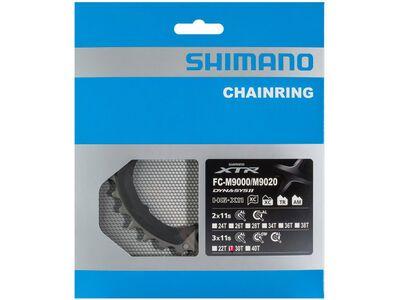 Shimano XTR FC-M9020 Kettenblatt - 3x11 / 96 mm LK / Mitte