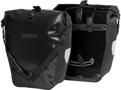 Ortlieb Back-Roller Free (Paar), black - Fahrradtasche