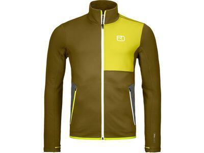 Ortovox Merino Fleece Jacket M green moss