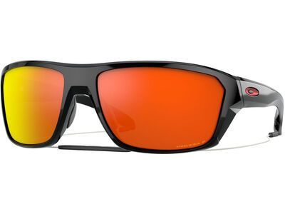 Oakley Split Shot Prizm Ruby Polarized polished black