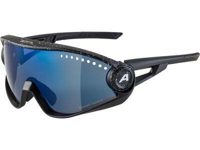 Alpina 5W1NG Mirror Blue black blur