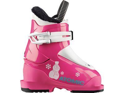 Atomic Hawx Girl 1 2021, pink/white - Skiboots