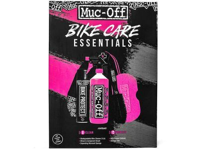 Muc-Off Bike Care Essentials Kit - 5 teilig