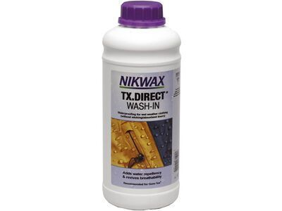 Nikwax TX.Direct Wash-In - Imprägnierung