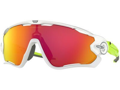 Oakley Jawbreaker Prizm – Prizm Ruby polished white