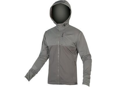 Endura SingleTrack Softshell Jacket II, zinn-grau - Radjacke