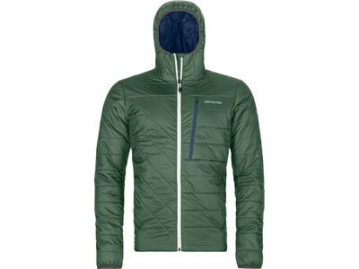 Ortovox Swisswool Piz Bianco Jacket M, green forest - Thermojacke