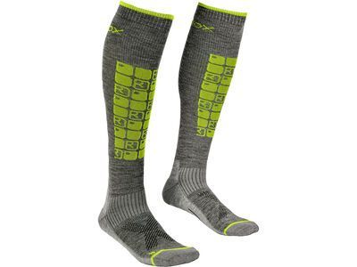 Ortovox Merino Ski Compression Socks M grey blend