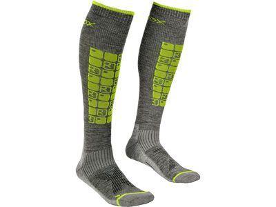 Ortovox Merino Ski Compression Socks M grey blend