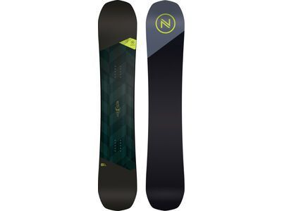 Nidecker Merc Wide 2020 - Snowboard