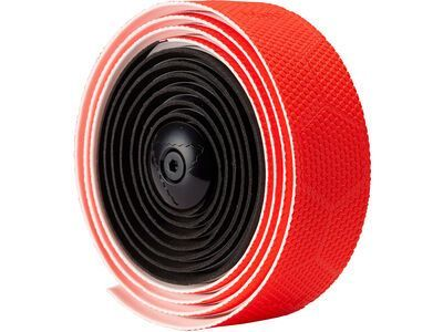 Fabric Hex Duo Bar Tape, black/red - Lenkerband