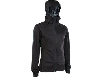 ION 3 Layer Jacket Scrub AMP Wms, black - Radjacke