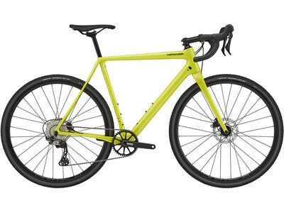 Cannondale SuperX 2 2021, highlighter - Crossrad