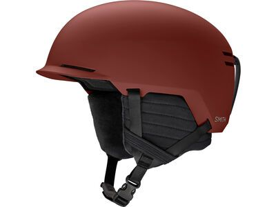 Smith Scout, matte oxide - Snowboardhelm