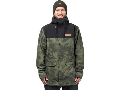 Horsefeathers Cornell Jacket, cloud camo - Snowboardjacke