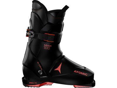 *** 2. Wahl *** Atomic Savor 100, black/red - Skiboots | Größe 29-29.5 // 45-46