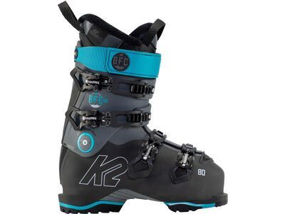 K2 SKI B.F.C. 80 GripWalk Women's 2021, grey-blue - Skiboots