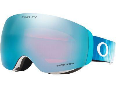 Oakley Flight Deck XM Prizm Mikaela Shiffrin Signature, Lens: sapphire iridium - Skibrille