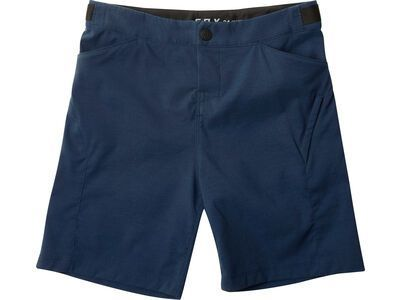 Fox Youth Ranger Short with Liner, navy - Radhose