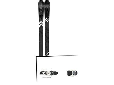 Set: K2 SKI Press 2019 + Atomic Warden MNC 11 white