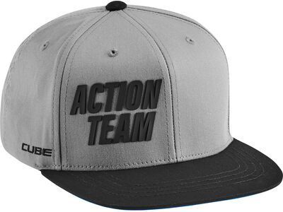Cube Freeride Cap X Actionteam grey´n´black