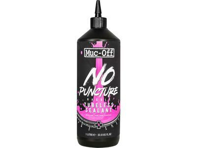 Muc-Off No Puncture Hassle Tubeless Sealant - 1 Liter - Reifendichtmittel