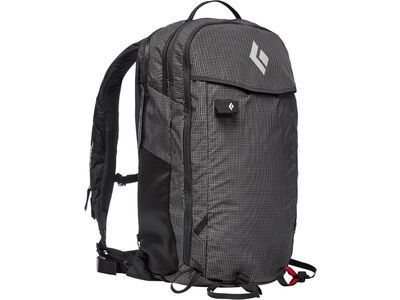 Black Diamond JetForce UL 26L - M/L, black - Lawinenairbag
