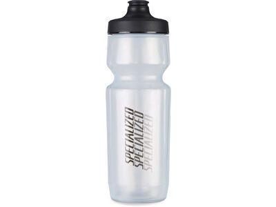 Specialized Purist HydroFlo 23 oz, transl./black diffuse - Trinkflasche