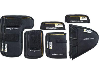 dirtlej Bikeprotection Extended Package - Rahmenpolster