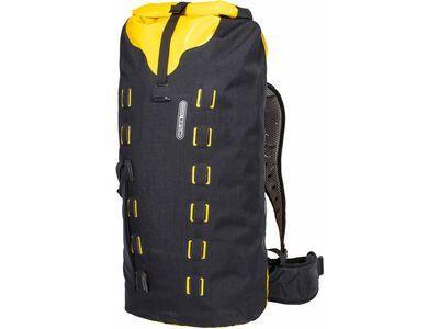 Ortlieb Gear-Pack 40 L, black-sunyellow - Rucksack