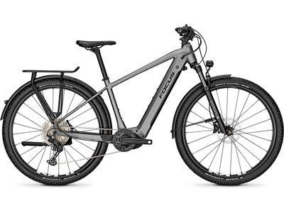 Focus Aventura² 6.8 2021, toronto grey - E-Bike