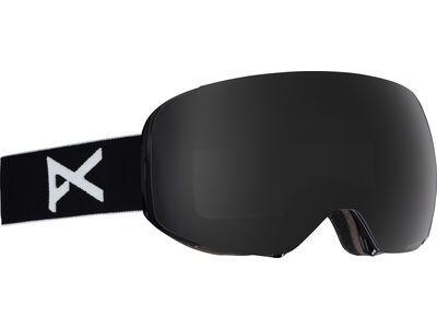 Anon M2, black/Lens: polarized smoke - Skibrille