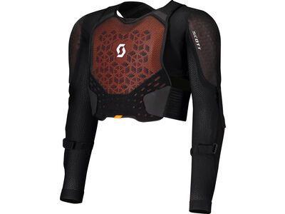 Scott Softcon Junior Jacket Protector black