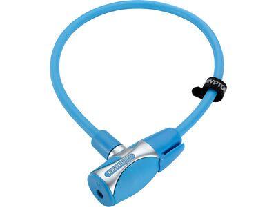 Kryptonite KryptoFlex 1265 Key Cable medium blue