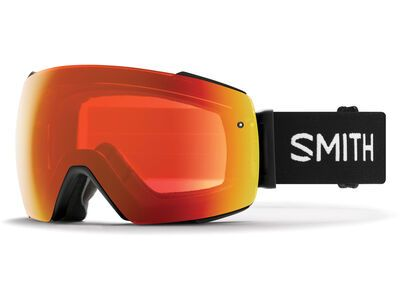 Smith I/O Mag, black/Lens: cp everyday red mir - Skibrille