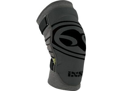 IXS Carve Evo+ Knee Guard Kids, grey - Knieschützer