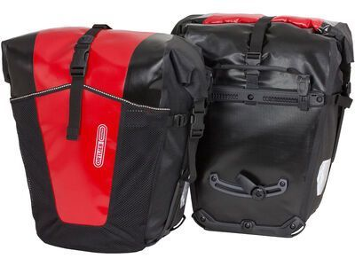 Ortlieb Back-Roller Pro Classic (Paar), rot-schwarz - Fahrradtasche