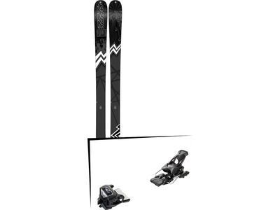 Set: K2 SKI Press 2019 + Tyrolia Attack² 13 GW solid black