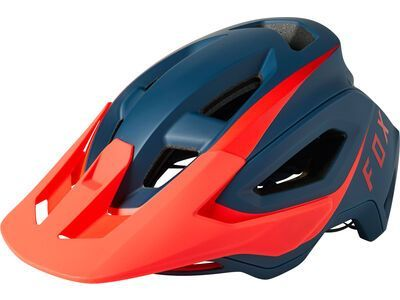 Fox Speedframe Pro Helmet Repeater dark indigo