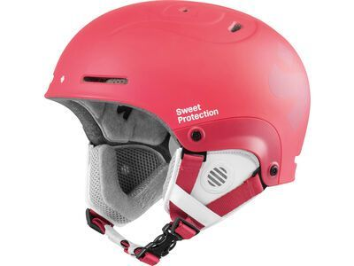 Sweet Protection Blaster II Junior, matte ruby red - Skihelm
