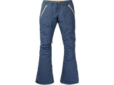 Burton Women's Vida Pant Stretch Denim, light denim - Snowboardhose