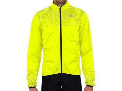 Sportful Reflex Jacket yellow fluo