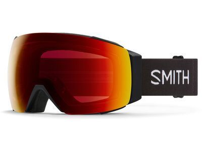 Smith I/O Mag inkl. WS, black/Lens: cp sun red mir - Skibrille