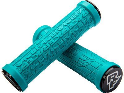Race Face Grippler Grip - 30 mm, turquoise - Griffe