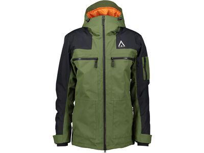 WearColour Frame Jacket, olive - Snowboardjacke